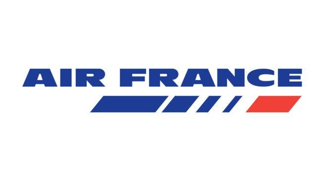 Air France Logo 1998-2009