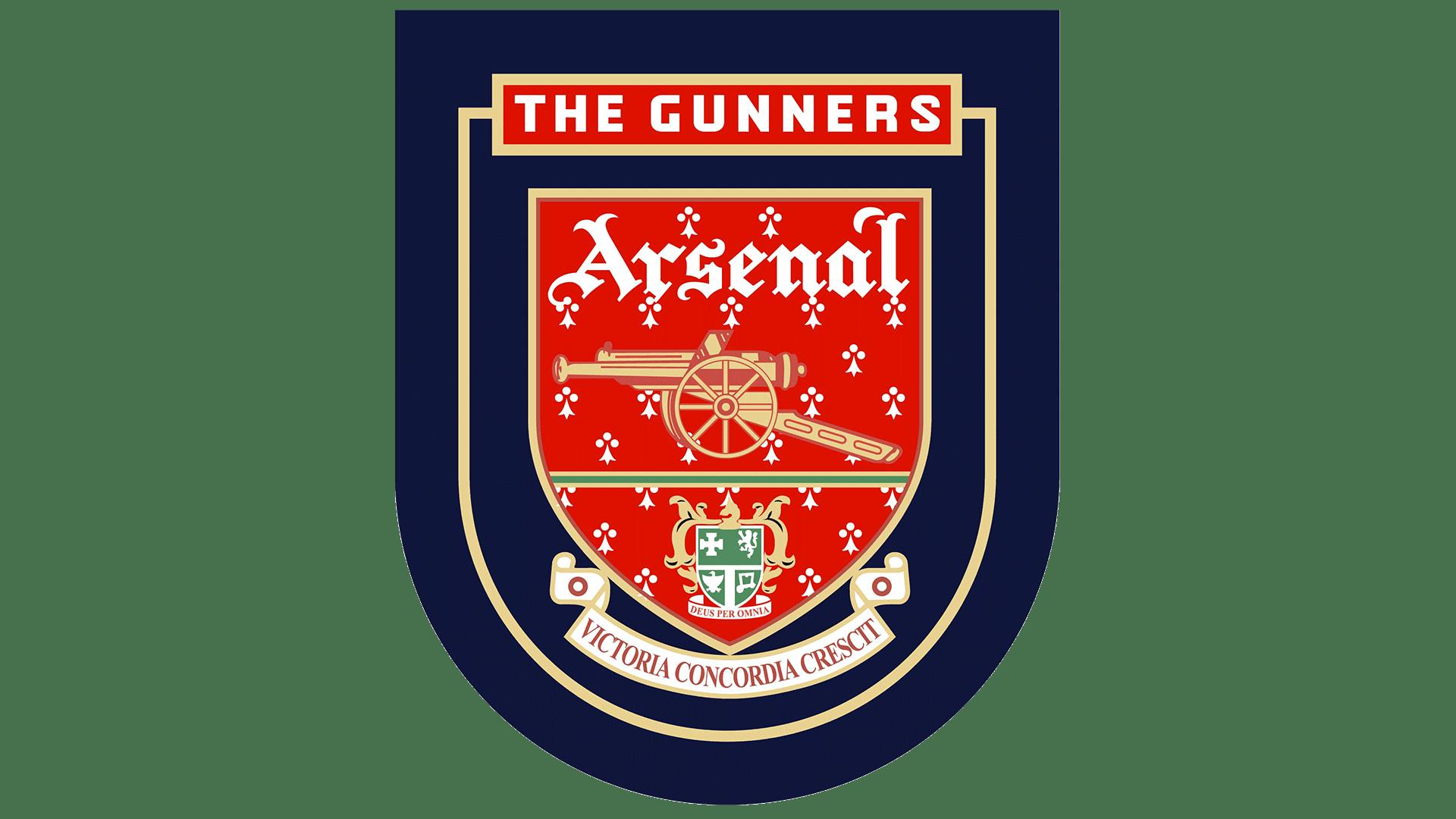 Arsenal Logo : histoire, signification de l'emblème