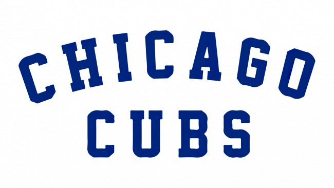 Chicago Cubs logo 1917