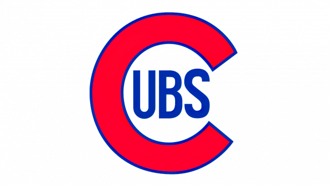 Chicago Cubs logo 1937-1940