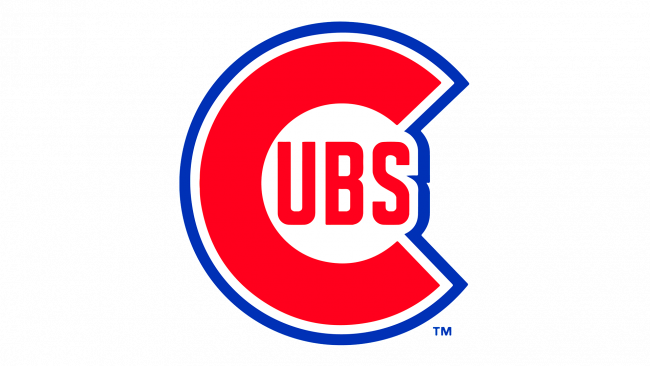 Chicago Cubs logo 1946-1947