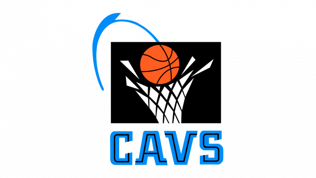 Cleveland Cavaliers Logo 1995-2003