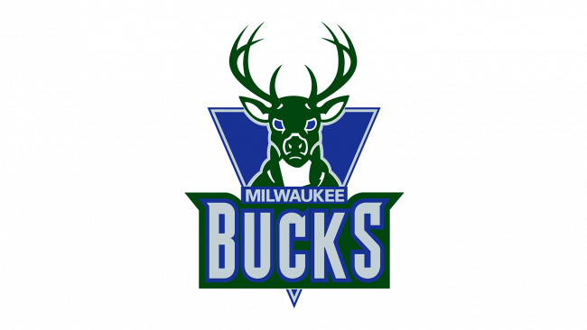 Milwaukee Bucks Logo 1994-2006