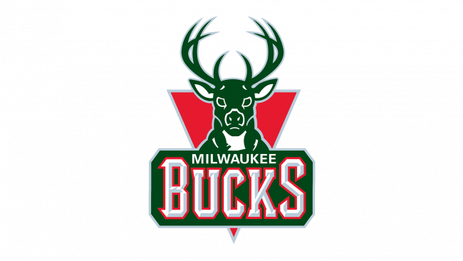 Milwaukee Bucks Logo 2007-2014