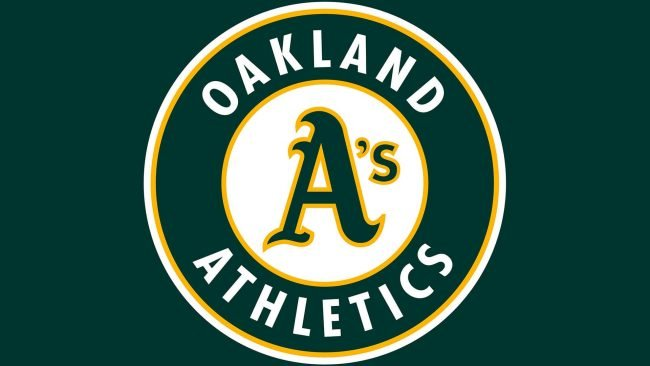 Oakland Athletics Embleme