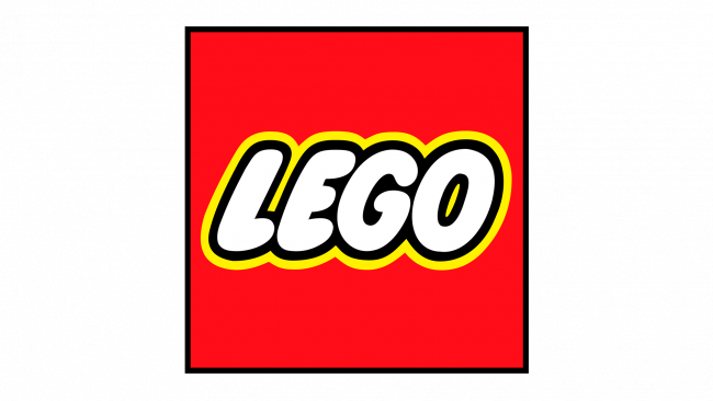 LEGO Logo 1972-1998
