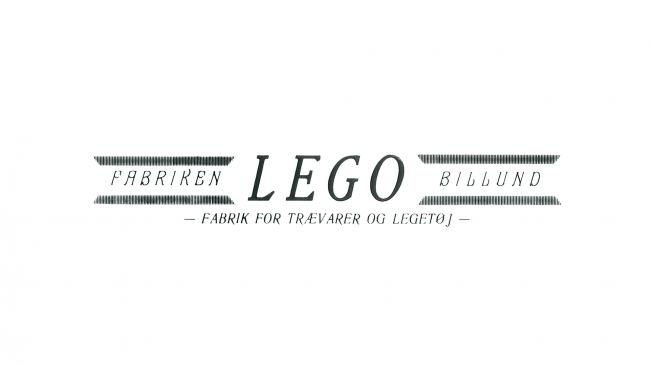 Lego Logo 1936-1946