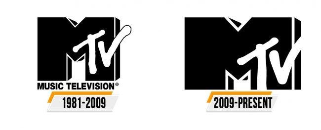 MTV Logo Histoire