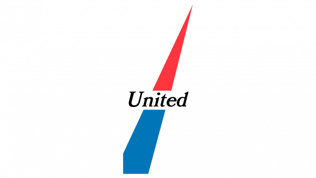 United Airlines Logo 1971-1974