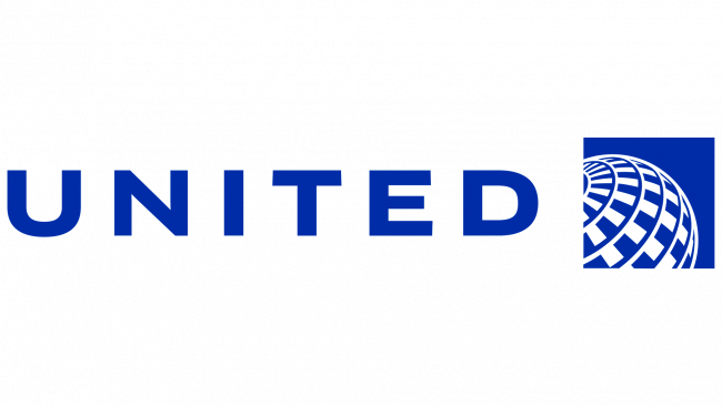 United Airlines Logo 2019-present