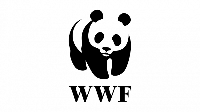 World Wide Fund for Nature Logo 1986-2000